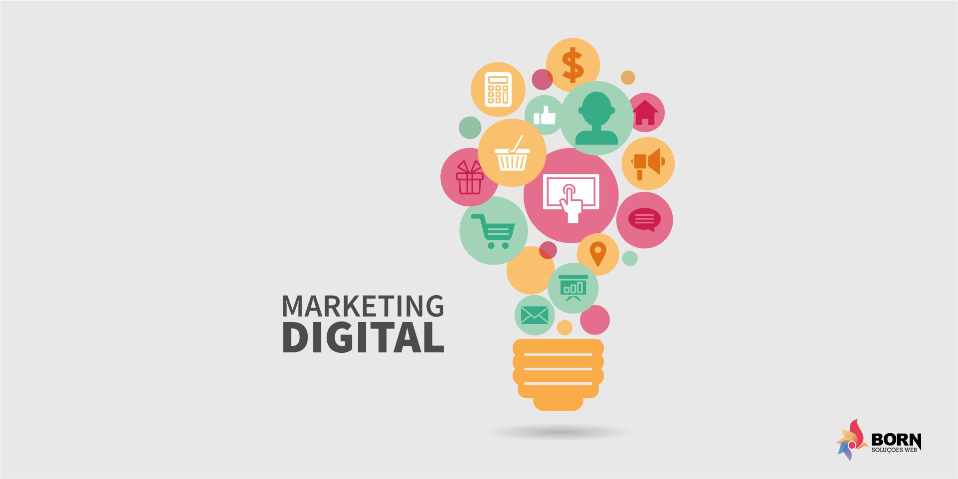 Consultoria em Marketing Digital   Born Soluções Web - Sites, Lojas Virtuais (e-Commerce), SEO, Marca, Identidade Visual, Logomarca, Logpotipo, Mídias Sociais, Anúncios Google Ads, Anúncios Facebook, Anúncios Instagram