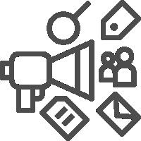 Sites, Lojas Virtuais (e-Commerce), SEO, Marca, Identidade Visual, Logomarca, Logotipo, Mídias Sociais, Anúncios Google Ads, Anúncios Facebook, Anúncios Instagram, Otimização para Mecanismos de Busca, Consultoria em Marketing Digital