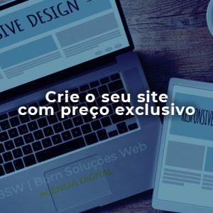 Criação de sites com preço exclusivo - oferta promocional mês das mulheres empreendedoras - BSW | Born Soluções Web